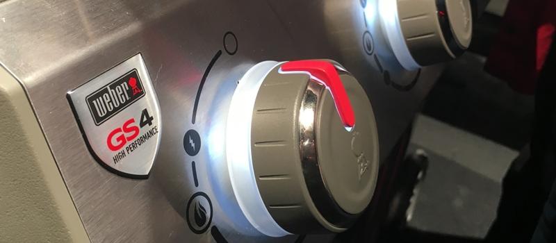 Ce este GS4 la gratarele cu gaz Weber?