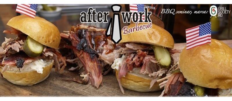 Seminar Pulled-Pork de Ziua Americii