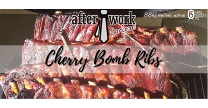 Cherry Bomb Ribs, After Work BBQ