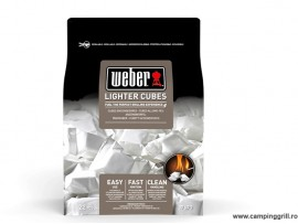 Charcoal lighter cubes Weber