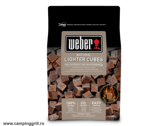 Natural charcoal lighter Weber