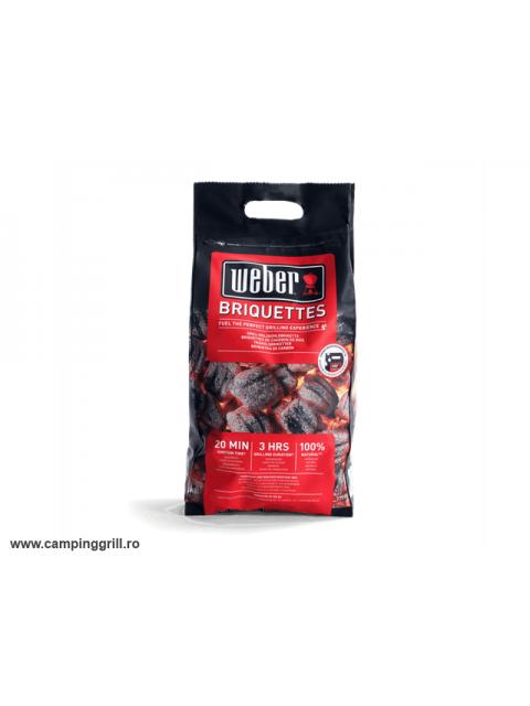 Weber briquettes 8 Kg