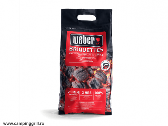 Weber grill briquettes 4 Kg