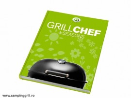 Cartea GRILLCHEF 4 Seasons