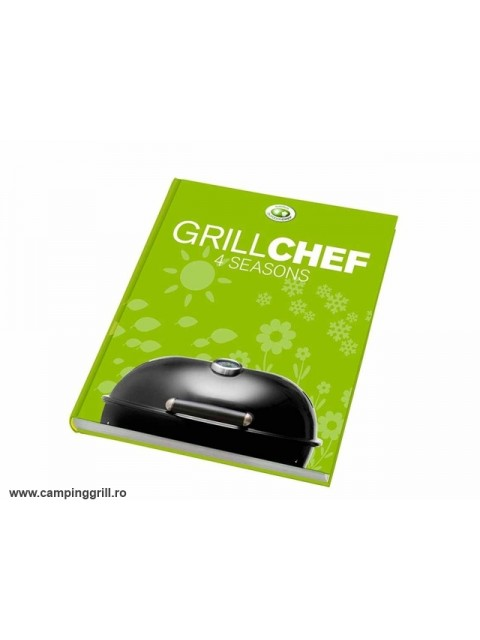 GRILLCHEF 4 Seasons Book
