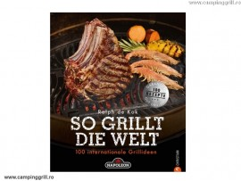 Barbecue Food World Book