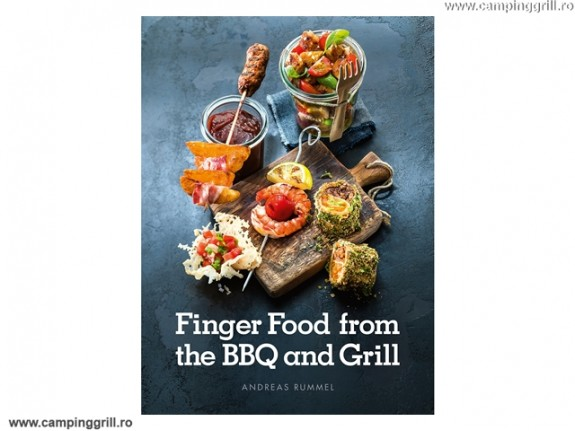 Carte Finger Food from BBQ