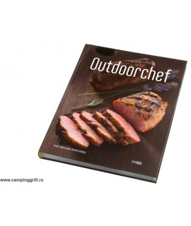 Book Outdoorchef - Healthy and varied barbecuing