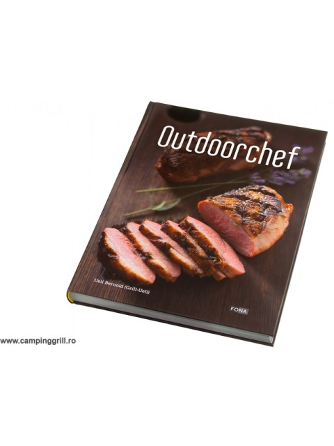 Cartea OutdoorChef - Healthy and varied barbecuing