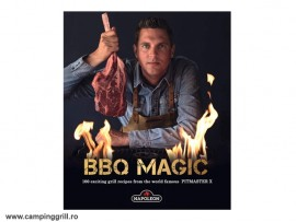 BBQ Magic Book Napoleon