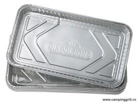 Aluminium trays 5 pcs