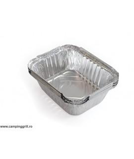 Aluminiu tray set