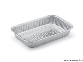 Aluminium trays 10 pcs. Small