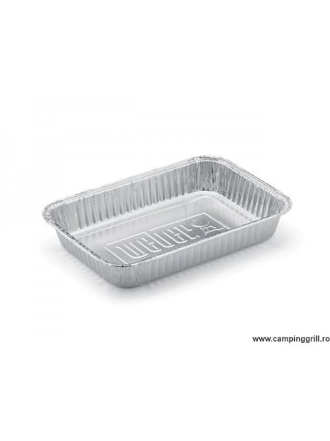 Aluminium trays 10 pcs. Small