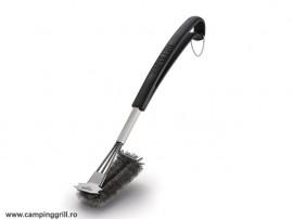 Cleaning steinless steel brush