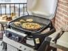 Piatra copt pizza Weber