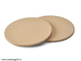 Two parts pizza stone set