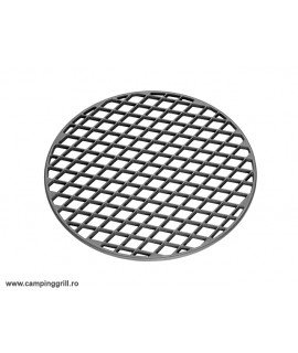 Diamond Cast iron grill 45 cm