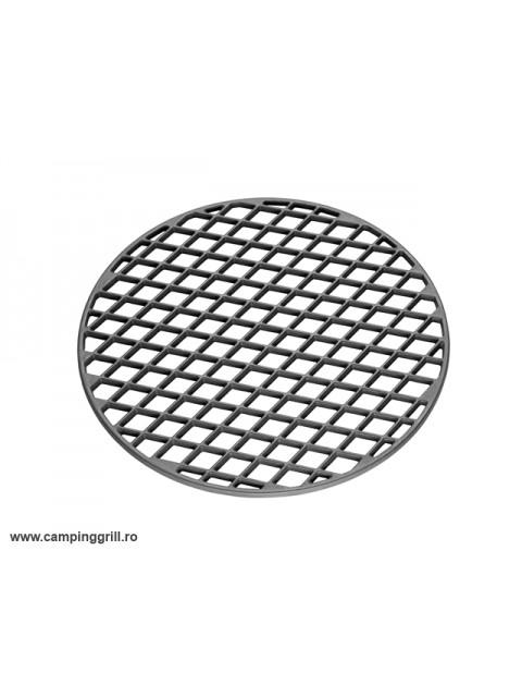 Diamond Cast iron grill 45 cm