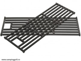 Cast iron BBQ grids