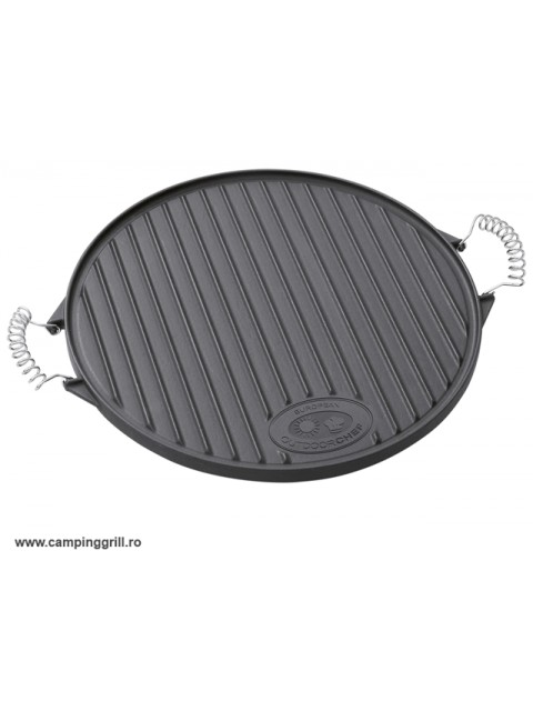 Cast iron griddle 39 cm
