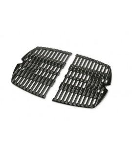 Castiron grill set Weber Q1200