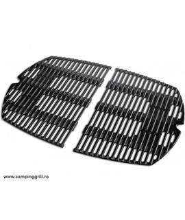 Gratare fonta grill Weber Q3200