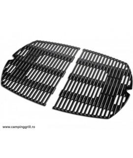Castiron grill set Weber Q3200