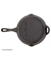 Cast iron pan with handle 36 cm