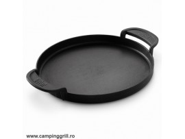 Tigaie grill fonta Weber GBS