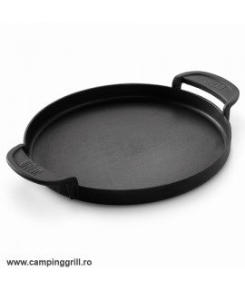 Cast iron pan Weber Gourmet