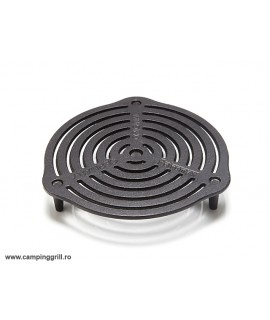 Cast iron stack grate 23 cm