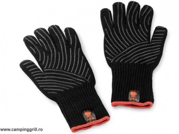 Grill gloves set S and M