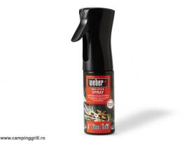 BBQ oil Weber