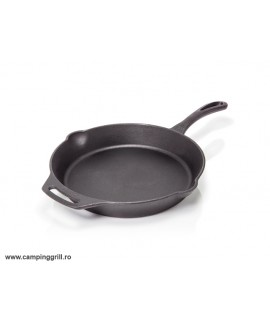 Fire skillet with handle 30 cm