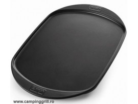 Ceramic griddle Weber