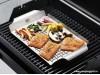 Tava inox grill
