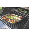 Stainless steel grill tray