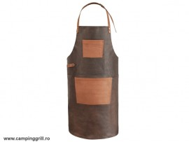 Leather chef Apron