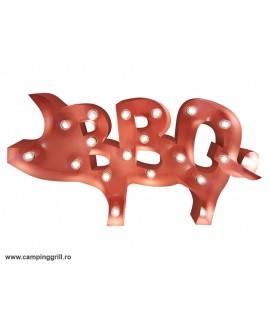 BBQ environmental lamp