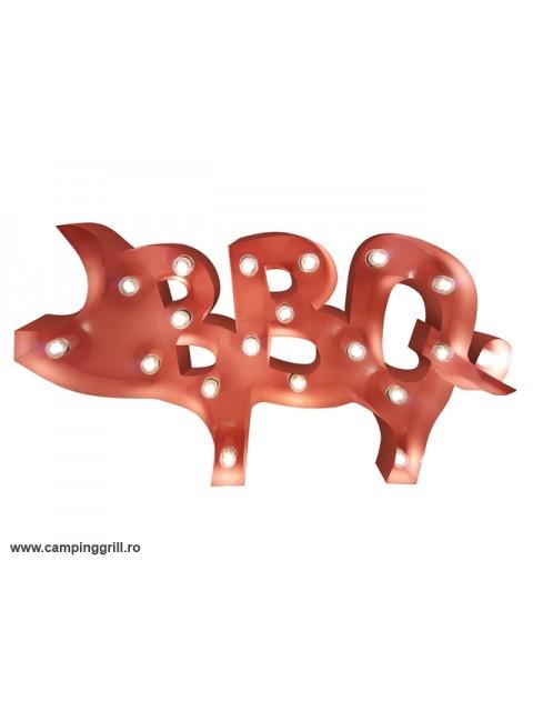Lampa ambientala BBQ