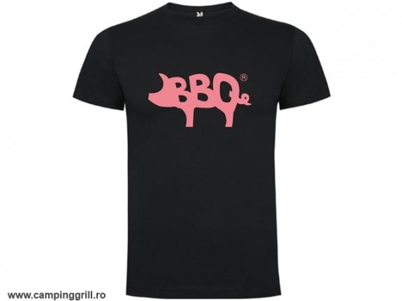 Tricou BBQ Porc XXL