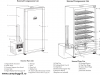 Afumatoare Bradley Smoker digitala 6 etajere