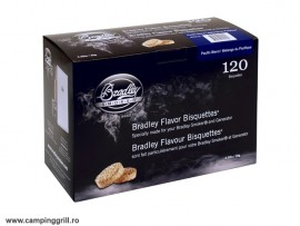 Biscuiti afumare Pacific Blend 120 buc.Bradley