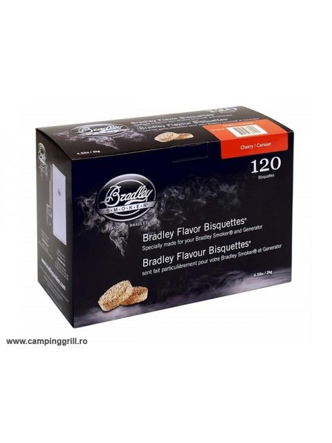 Biscuiti afumare cires 120 buc. Bradley