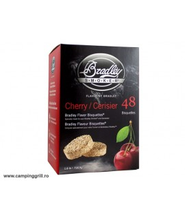 Biscuiti afumare cires Bradley Smoker