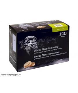 Biscuiti afumare mar 120 buc. Bradley