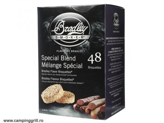 Biscuiti afumare amestec special Bradley