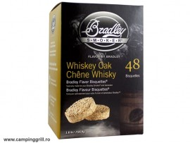 Bradley Flavour Bisquettes whiskey