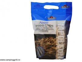 Smoking chips Apple